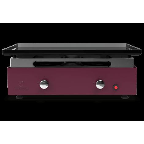 Plancha Verycook avec plaque en acier émaillé