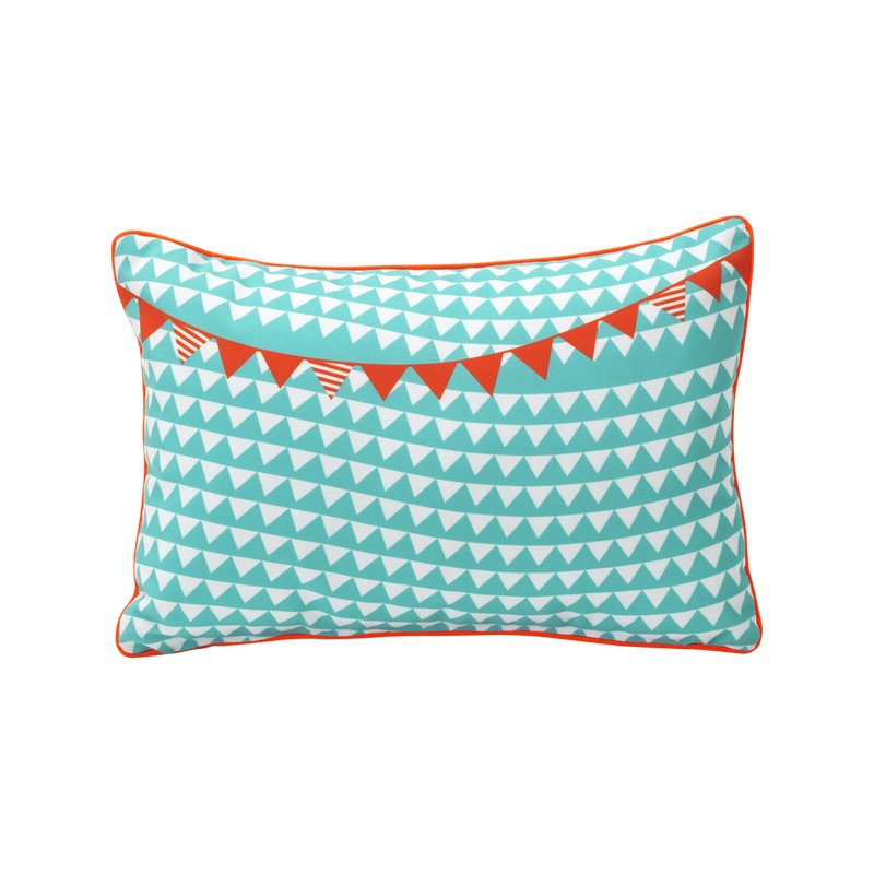 Coussin Calicot 44x30