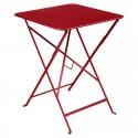Table Bistro carré 57x57 cm