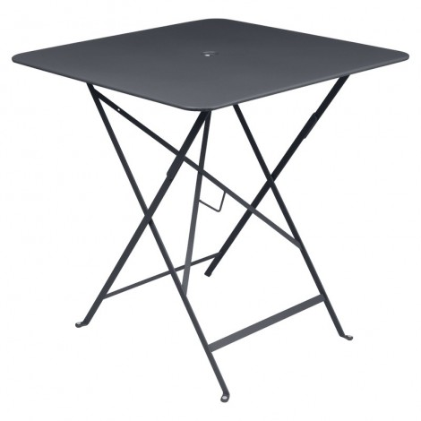 Table Bistro carré 71x71 cm