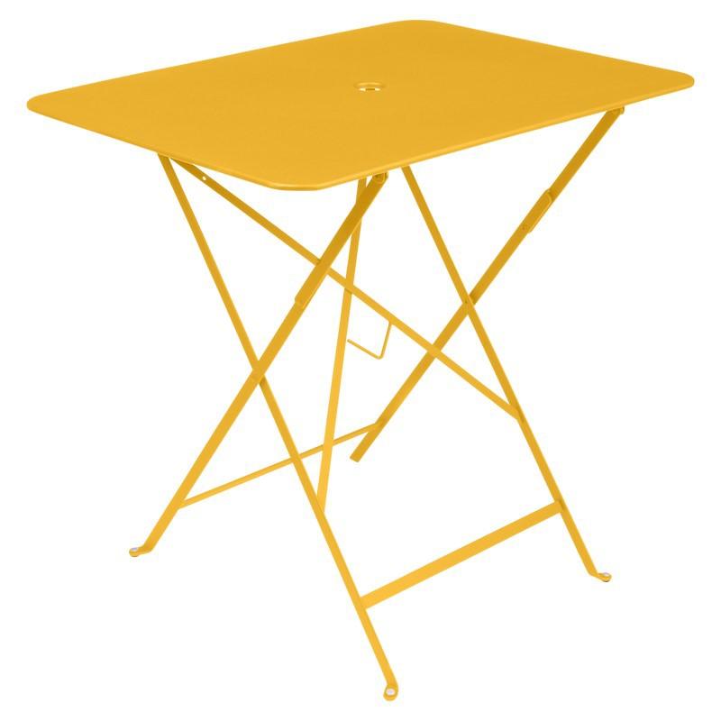 Table Bistro rectangulaire 77x57 cm