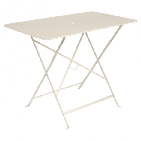 Table Bistro rectangulaire 97x57 cm