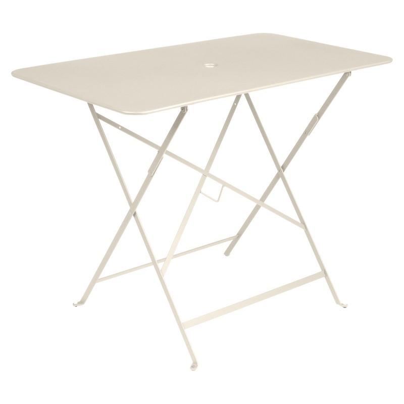 Table Bistro rectangulaire 97x57 cm