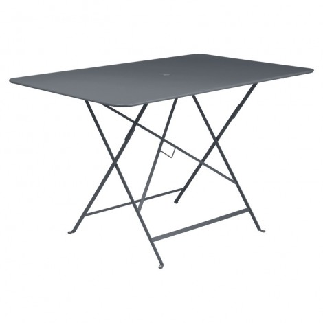 Table Bistro rectangulaire 117x77 cm