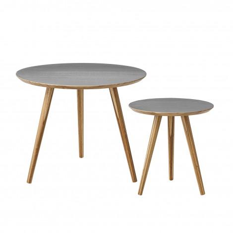 Tables basses Cortado (2 pièces)