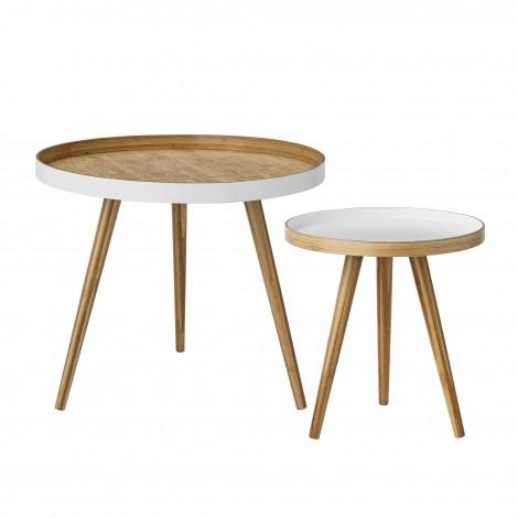 Tables basses Cappucino (2 pièces)