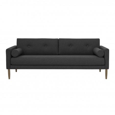 Sofa Calm gris foncé